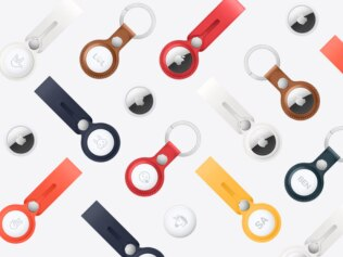 What if AirTags could find something more important than your keys? Image: Apple