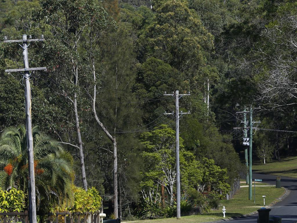 Benaroon Drive, where William was last seen on the morning of September 12, 2014. Picture: David Moir.