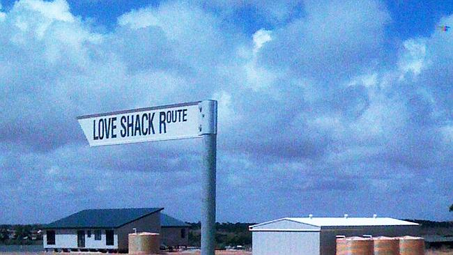 Dud route: is this street name too rude?