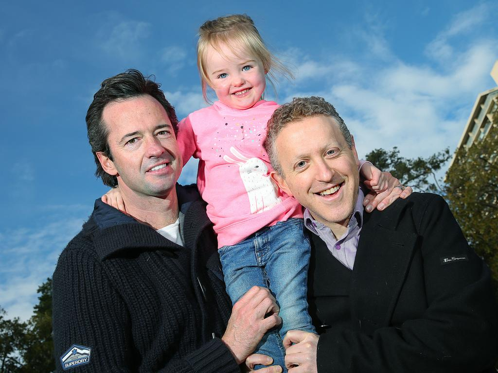 """Dr Jeremy Freeman said Milla's recovery was a """"miracle"""". Picture: Ian Currie"""