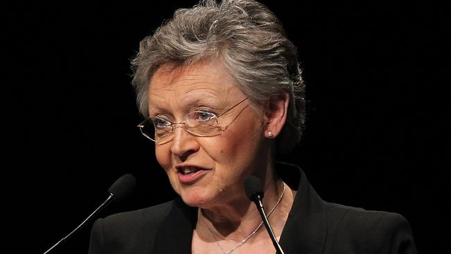 Francoise Barre-Sinoussi struggled after finding out what caused AIDS. Picture: Graham Denholm/Getty Images