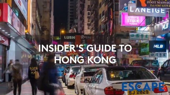 INSIDER'S GUIDE TO HONG KONG