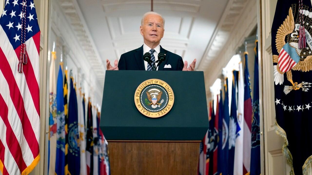 Biden unveils executive orders to address gun violence 'epidemic'