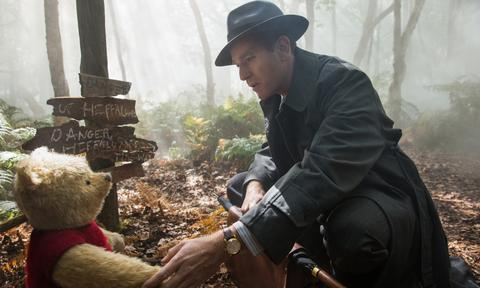 <b>CHRISTOPHER ROBIN</b><p> <p>Inspired by the A.A. Milne children's classic, this live action adventure follows Christopher Robin into adulthood where he is now a married, middle-aged man, living in London and working in a luggage factory.</p> <p>After a chance encounter with his dear old friend Pooh, the pair rekindle their friendship and Christopher is made to remember the endless days of make-believe in Hundred Acre Wood and rediscover his sense of fun. </p><p><i>Image: Supplied</i></p>