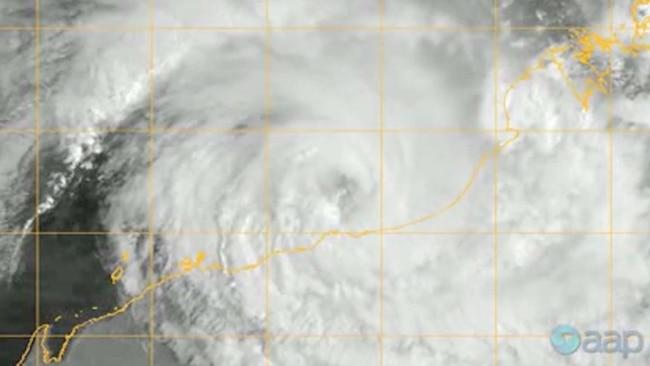 Cyclone Rusty eyewitness footage emerges