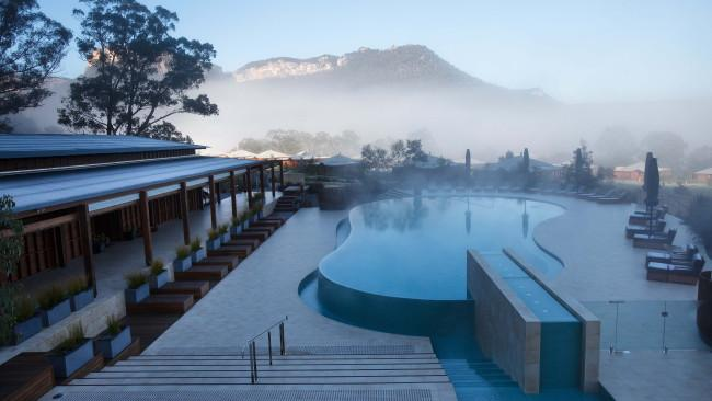 1/5BLUE MOUNTAINS Indulge in a three-night stay at Emirates One&Only Wolgan Valley, Greater Blue Mountains, and save 30 per cent when you pay from $2100 for two people per night in a villa with a private pool. Get breakfast, lunch and dinner daily, two on-site activities daily and more. Valid from April 1, 2021. Bookings viaOne&Only ResortsPicture: Supplied