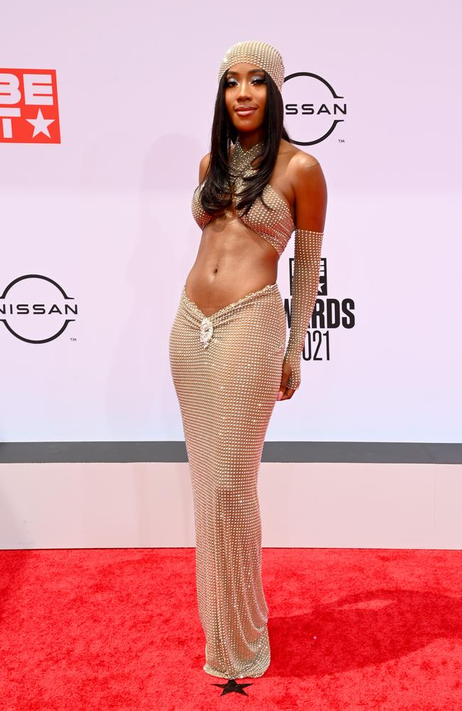 Sevyn Streeter. Picture: Paras Griffin/Getty Images for BET