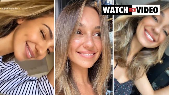 Bachelor runner-up Bella Varelis unveils her new look