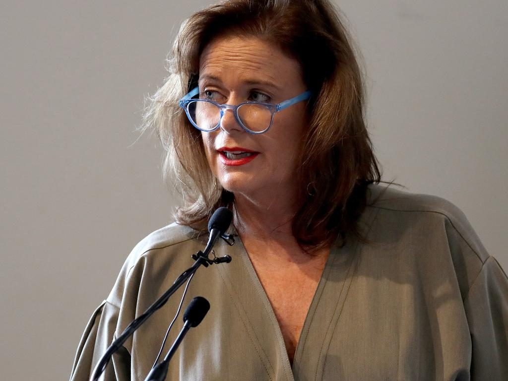Tourism and Transport Forum chief executive Margy Osmond has called for more Federal Government assistance for the battered tourism sector. Picture: Toby Zerna
