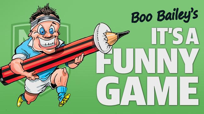 Boo Bailey It's A Funny Game
