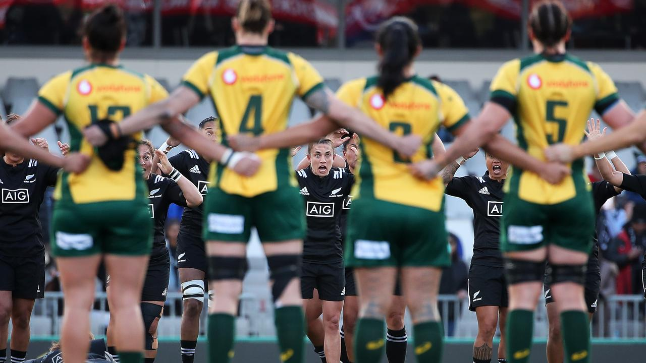 Australia vs Japan: Wallaroos star Kiri Lingman on her path into rugby and the changing psyche driving team to become world's best