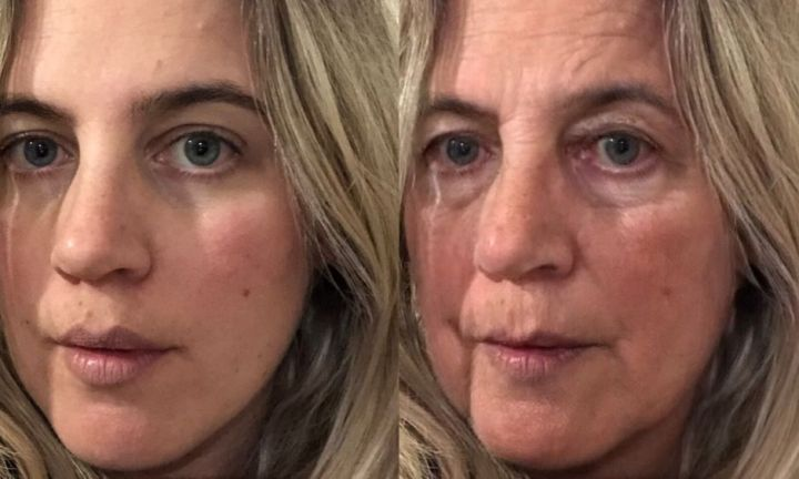 The heartbreaking home truth I discovered while using the viral Face App