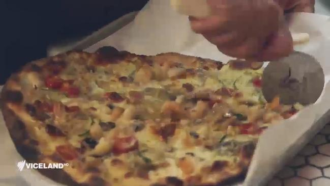 Frank Pinello shares his best tips for making pizza