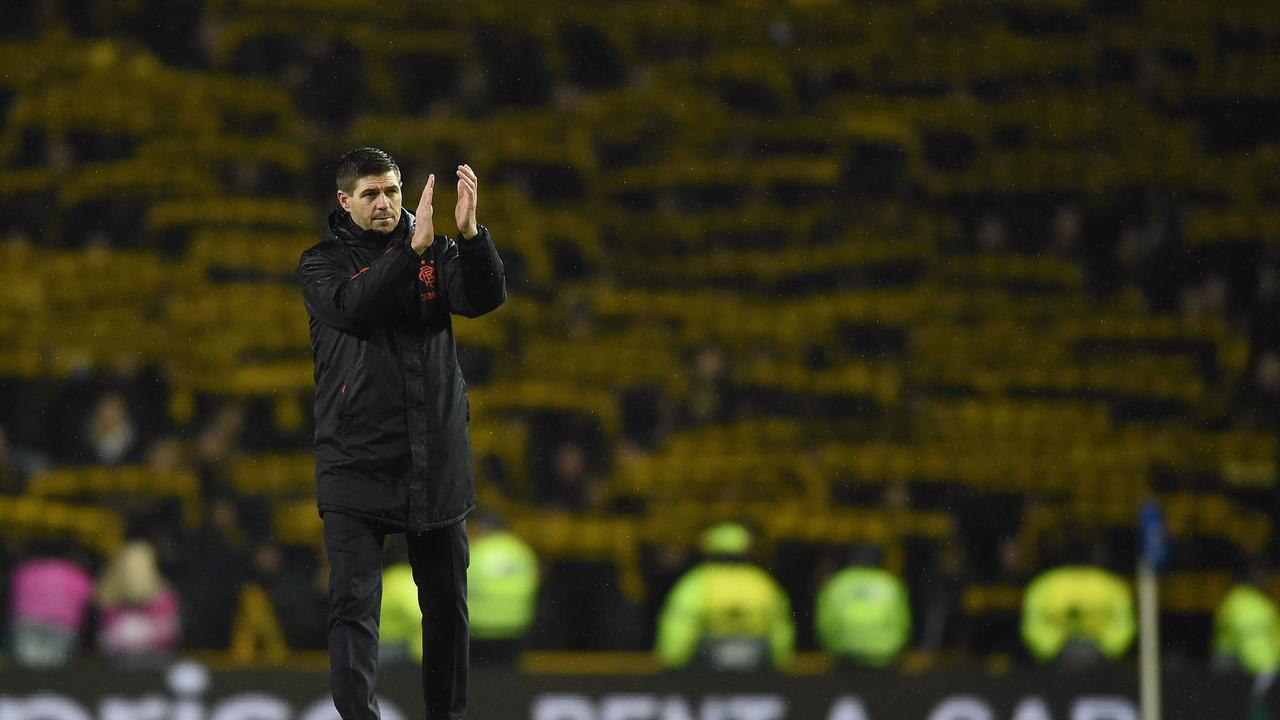 Steven Gerrard, Rangers contract, news, Liverpool manager,