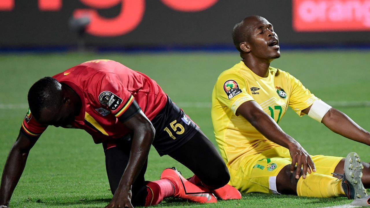 Dreadful open-goal miss from Knowledge Musona costs Zimbabwe in Uganda draw
