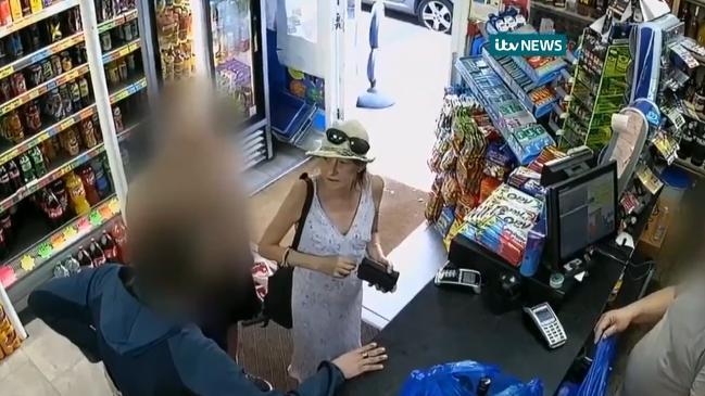 Novichok victim seen buying alcohol hours before nerve agent poisoning