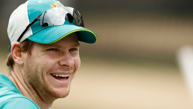 No wonder Steve Smith is smiling...