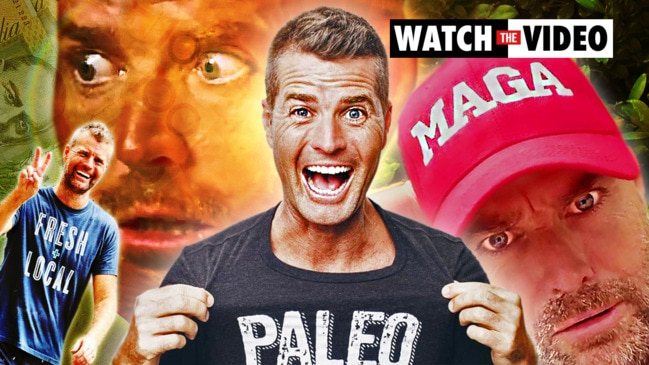 Pete Evans gets weirder: How much more can he lose?