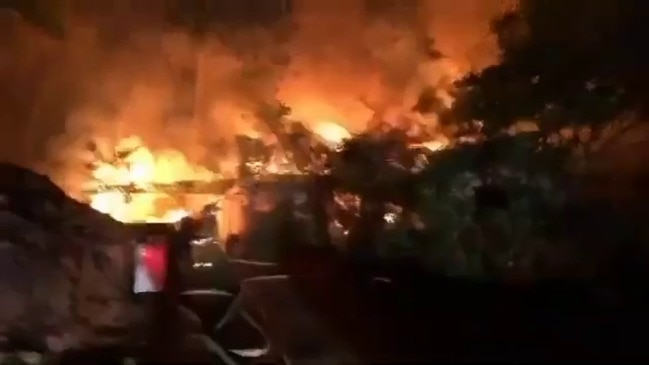 Glass Fire Tops 56,000 Acres, Destroys More Than 140 Homes