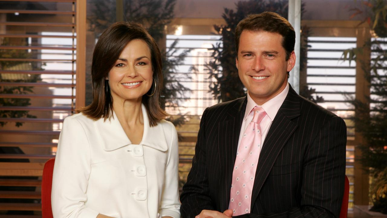 Lisa and Karl were an on-air team for a decade.