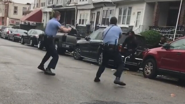 Video of Walter Wallace Police Shooting Sparks Protests in Philadelphia