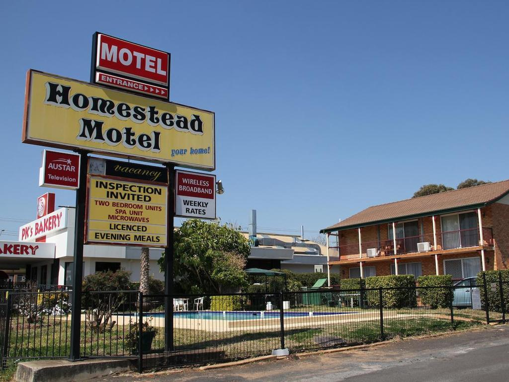 The Homestead Hotel in Dubbo is now an exposure site.