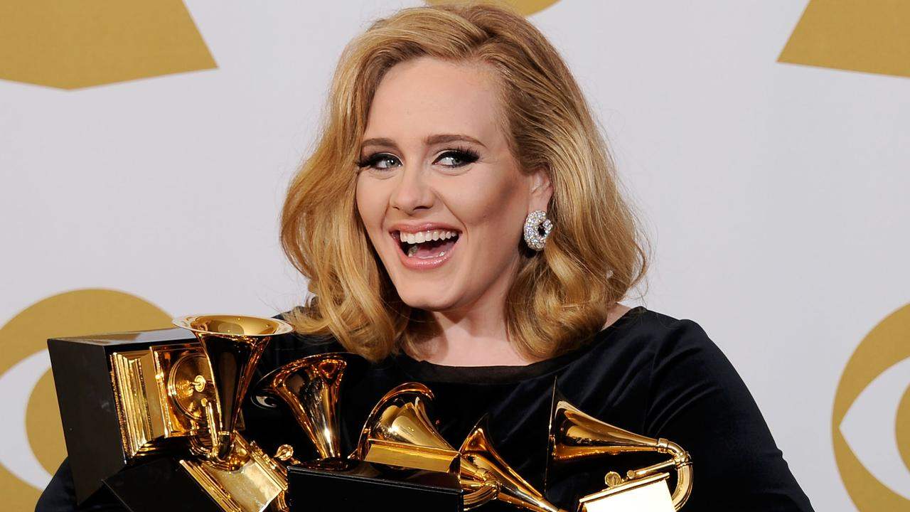 Adele has amassed a huge fortune throughout her massively successful career. Picture: Getty