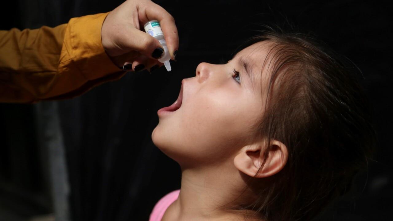 Australia declared polio-free 20 years ago