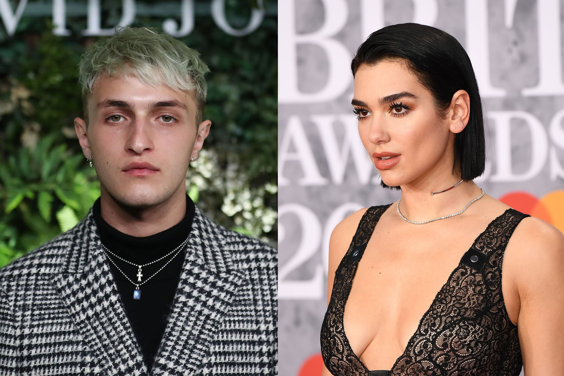 Dua Lipa is reportedly dating Gigi and Bella Hadid's younger brother, Anwar Hadid