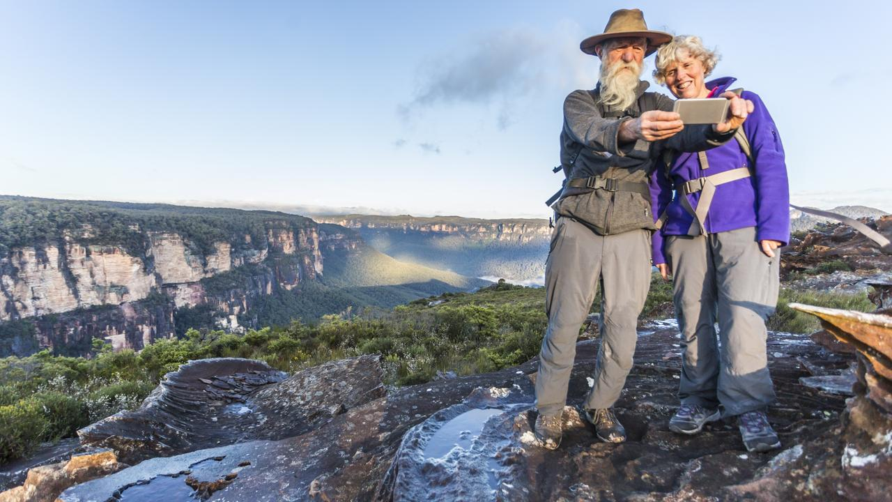 Senior travellers are thinking big, and going big.