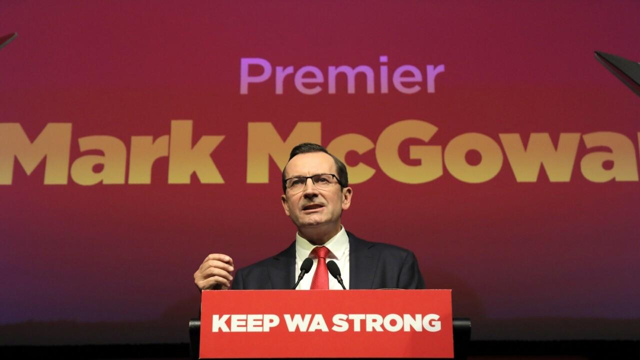 'Extraordinarily popular' McGowan to have landslide win