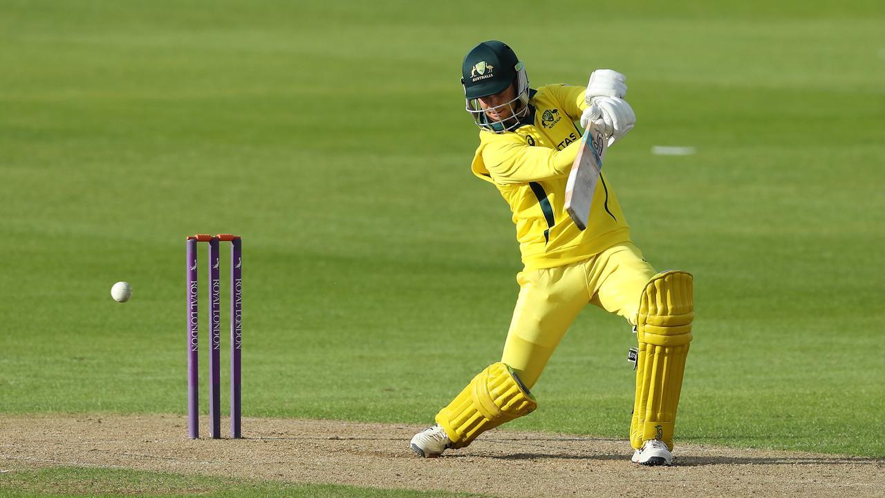 Australia coach Justin Langer says Peter Handscomb will start the semifinal against England at Edgbaston on Thursday.