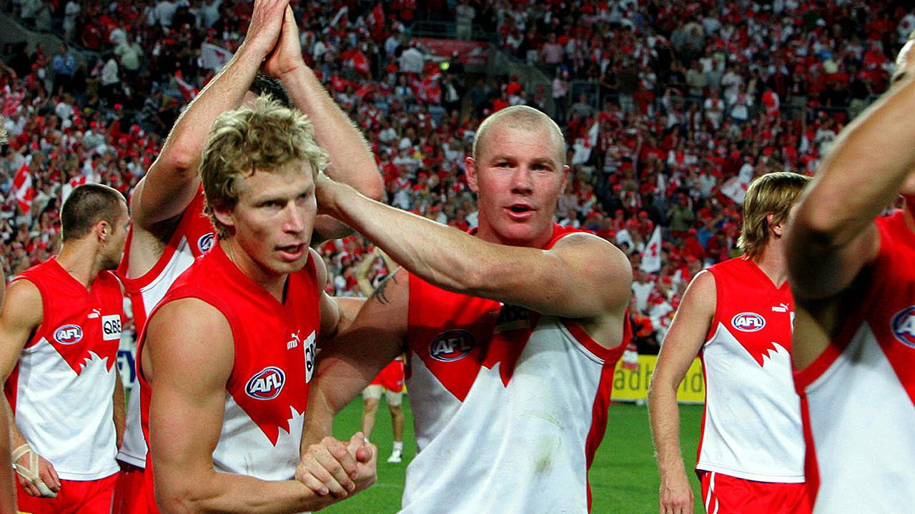 Barry Hall has opened up on his life before, during and after football (AAP Image/Jenny Evans).