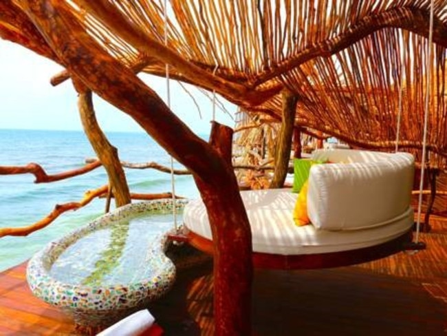 Azulik, Mexico. Picture: hotels.com