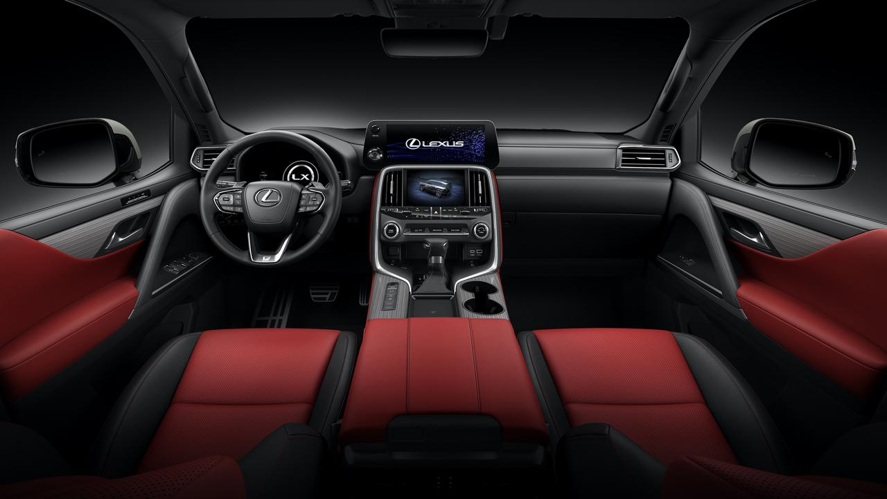 Customers get a digital dash, wide-screen infotainment display, and digital climate controls.