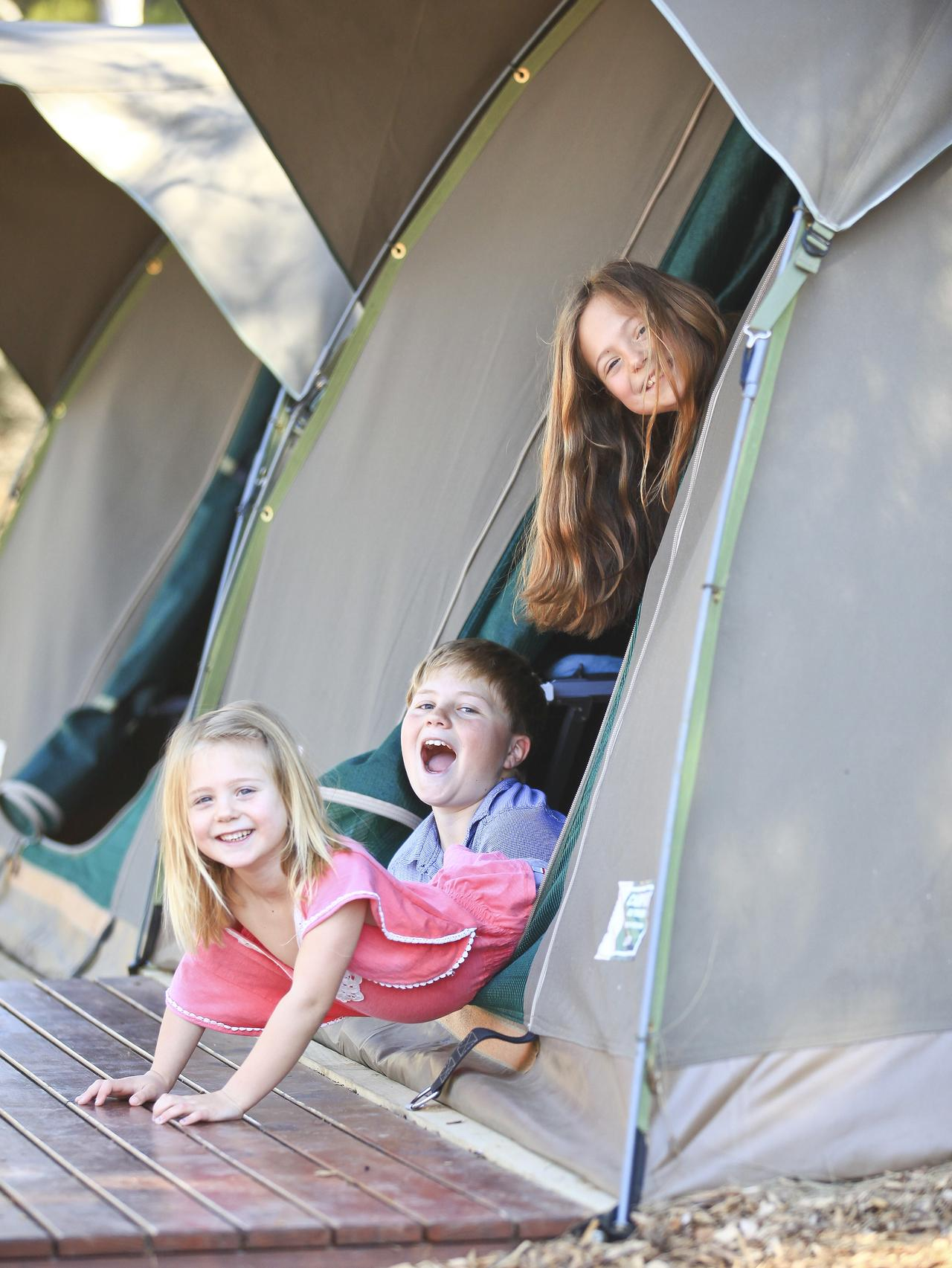 The best places in NSW to camp during winter | escape