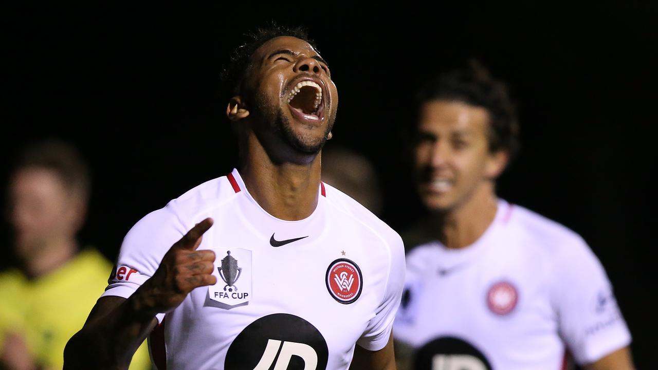 FFA Cup: Perth Glory vs Western Sydney Wanderers