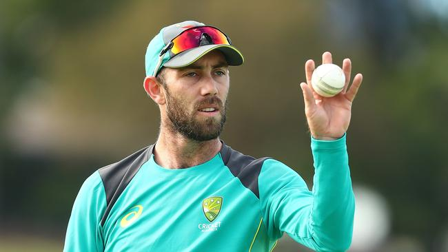 Glenn Maxwell won't be lining up for the Aussies.