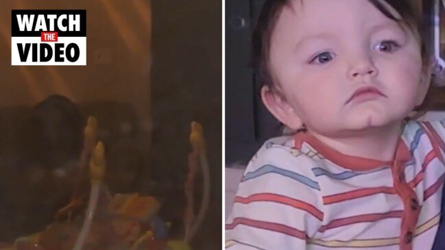 Toddler starves after mum overdoses (CBS)