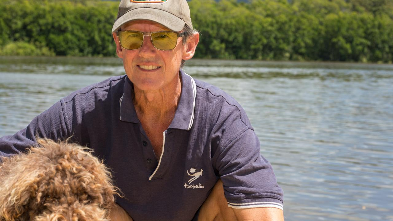 Solar Whisper's David White is calling on jet skis to be banned on the Daintree River and other areas.