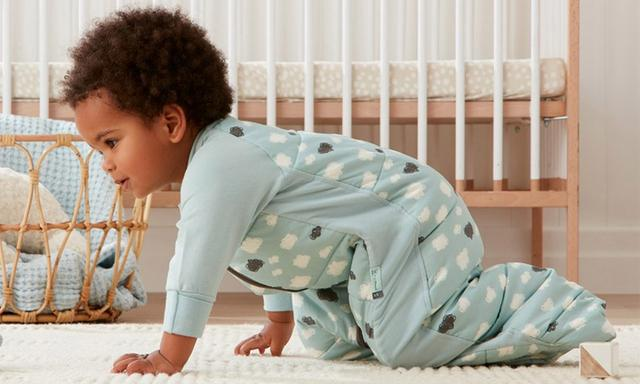 Sleep sacks to keep wriggly babies safe and cosy