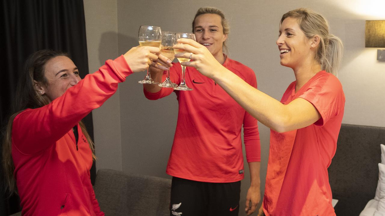 New Zealand Footballers React To The 2023 FIFA Women's World Cup Host Announcement