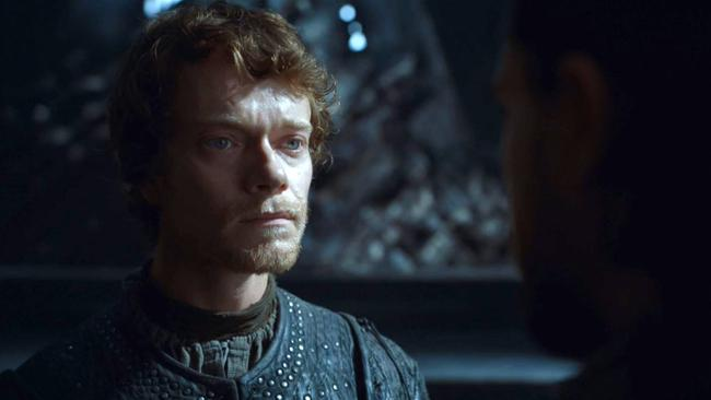 """""""Can you sign my face please, Mr Jon sir? I'm your biggest fan."""" Pic: HBO"""