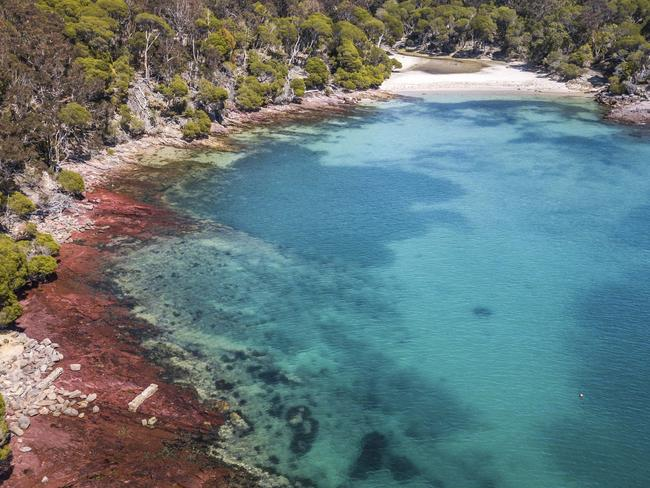 BITTANGABEE BAY, BEN BOYD NATIONAL PARK, GREEN CAPE:Get away from it all south of Eden at Bittangabee Bay, swimming, kayaking, whale watching and bush walking by day. If you want to make a weekend of it, there's a campground nearby. Picture: Destination NSW