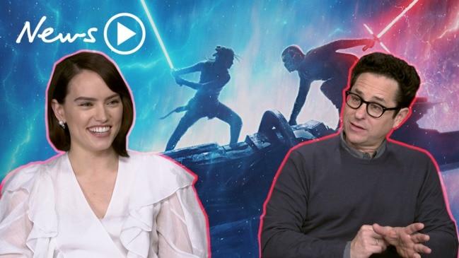 Star Wars: Cast and crew talk finishing the Skywalker saga
