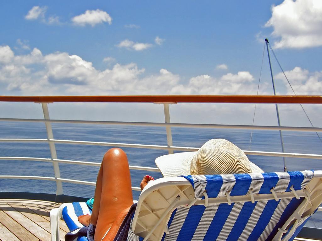 Australian over-50s are splashing big money on luxury cruises. Picture: iStock