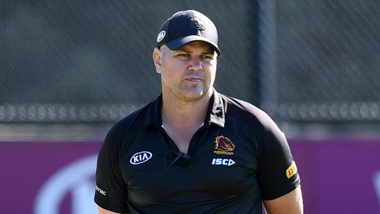 Anthony Seibold was handed a lucrative deal to coach the Broncos, but he has struggled.