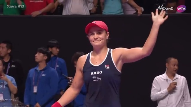 WTA Finals 2019: Ash Barty's jaw-dropping $6.4m windfall is a tennis first