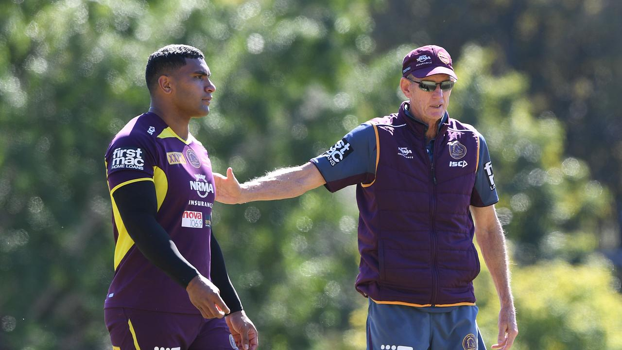 'Wayne's not here': $1.8m star's cheeky dig at stingy Wayne Bennett