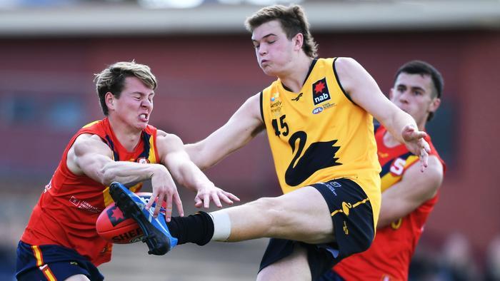 2021 NAB AFL Draft U19 Challenge - SA v WA